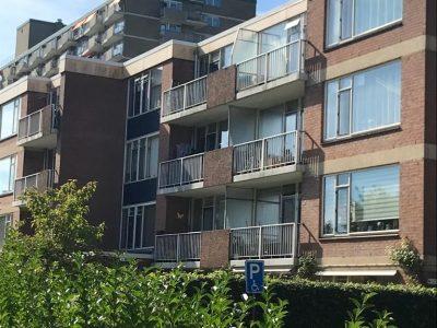 Appartementencomplex Kerkedijk te Rotterdam – Frame Woningen