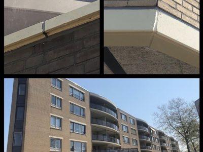 Saneringsbeurt 2020 VvE Flatgebouw Molen-Poort