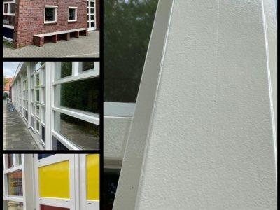 Algeheel schilderwerk Julianaschool Rhoon – WPS Scholenbeheer