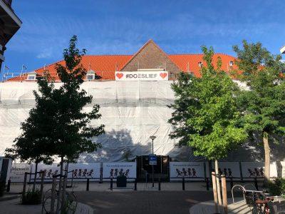 Algeheel schilderwerk Sint Jozefschool Schiedam – WPS Scholenbeheer