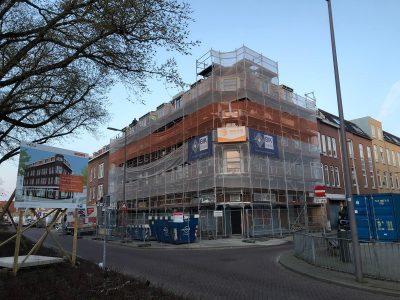 Putsebocht 43-49 te Rotterdam – Bik Bouw