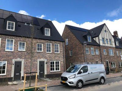 Woonhuis Waddinxveen – F. Rensen Technische Installaties
